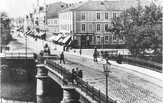 Гусев отметит 293-ю годовщину получения статуса города